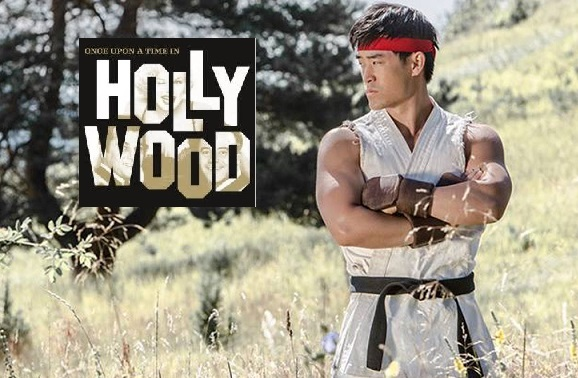 Once Upon a Time in Hollywood'ta Mike Moh,Bruce Lee'ye hayat verecek!