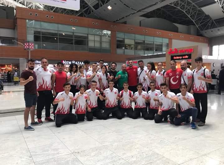 Dünya Çocuklar ve Gençler Muaythai Şampiyonası Tayland'da Başlıyor