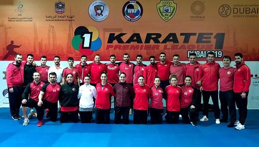 KarateMilliTakimi Dubai2019