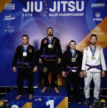 Murat Efendi, IBJJF Avrupa Şampiyonası'nda Ezdi Geçti!