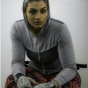 Sadaf Khadem Iran