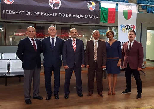 TKF'den Madagaskar Karatesine Destek!