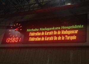 Madagaskar Turkiye Hosgeldiniz