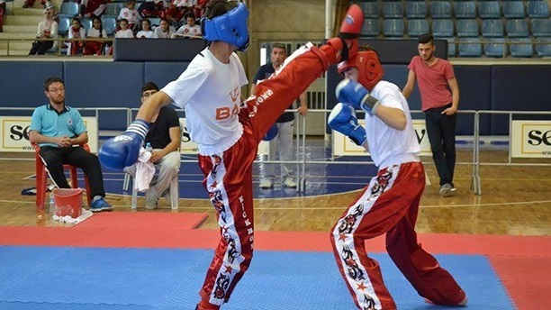 Kıck Boksta Branşlar; POINT FIGHTING
