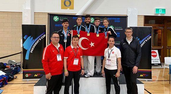 Türkiye Para Taekwondo1