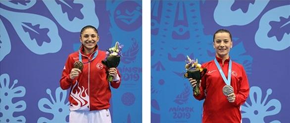 2. Avrupa Oyunları'nı 15 Madalya İle 24. Sırada Tamamladık