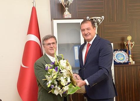 Metin Şahin, Selçuk Üniversitesi Spor Bilimleri Fakültesi Dekanı Oldu