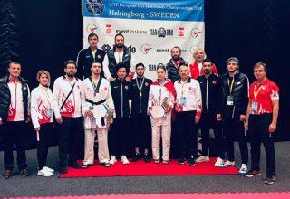 Avrupa Ümitler Taekwondo Şampiyonası'nın Üçüncü Gününde Türkiye 1 Gümüş ve 1 Bronz Madalya