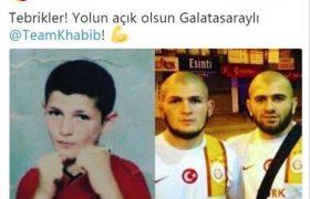 Flaş! Nurmagomedov, Şampiyonlar Liği'nde Oynayacak Galatasaray Maçlarından Birine Gelecek mi?