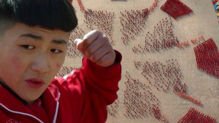 Shaolin Kung Fu'ya BBC Earth ile Kuş Bakışı