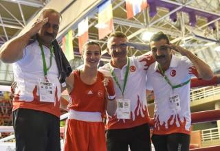 Büyük Kadınlar Avrupa Boks Şampiyonası'nda 2 Altın, 2 Gümüş…