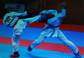 Karate 1 Premier Lig'in 5 Etabında Final Günü