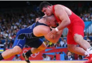Güreşte 4 Madalya ve 4 Olimpiyat Kotası