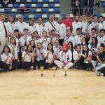 Balkan Taekwondo Şampiyonası'nda Zirve Yaptık
