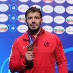 Büyükler Dünya Güreş Şampiyonası'nda Cenk İldem bronz Madalyanın Sahibi Oldu