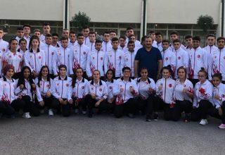 WAKO Gençler Avrupa Kick Boks Şampiyonası' nda Gençlerimiz Esti Geçti