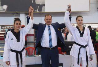 İrem'i ve Hatice'yi kutluyorum. İki sporcumuzun da olimpiyat iddiası devam ediyor.