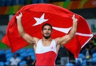 Taha Akgül Dünya Askeri Olimpiyat Şampiyonu