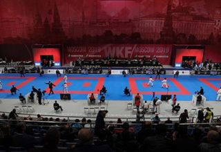 Karate 1 Premier Lig'in Rusya Etabında Final Günü…