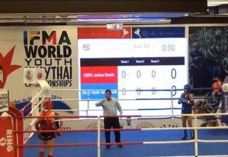 Muaythai Gençler Dünya Şampiyonası Muhteşem Bir Açılışla Antalya'da Start Aldı