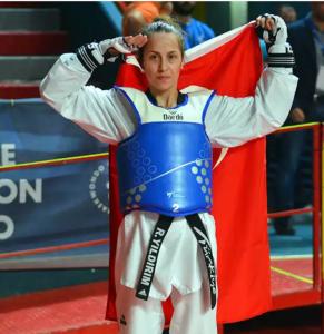 G4 Ekstra Avrupa Şampiyonası'nda Rukiye Yıldırım altın, Zeliha Ağrıs ise gümüş madalya kazandı