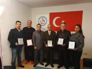 Yurtdışı Türkleri Ju-Jitsu Federasyonu (YTJJF) ve Türkiye Ju-Jitsu Federasyonu (TJJF) Arasında İşbirliği Protokolü