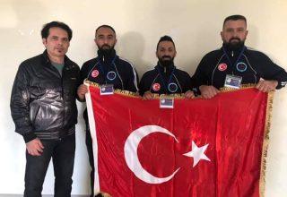 Türk Ju Jıtsu Milli Takımı, Sport Jiu Jutsu Dünya Şampiyonasında Mücadele Veriyor…