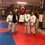 Kanco Hakkı Koşar'a Portresi Hediye Edildi…
