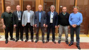 TKF Başkanı Esat Delihasan, Dünya Shotokan Federasyonu (WSF) Başkanı Seçildi