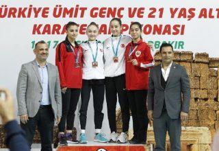 Karatenin Kalbi Diyarbakır'da Attı…