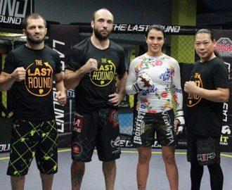Flaş! Bellator Londra İçin Geri Sayım Başladı! Sabriye Şengül MMA Maçı İçin Kafese Girecek…