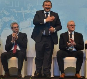 Kıck Boks Federasyonu Başkanı Salim Kayıcı, WAKO IF As Başkanı Seçildi