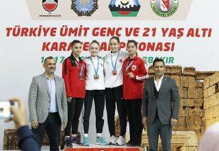 Ümit, Genç ve 21 Yaş Altı Türkiye Karate Şampiyonası, Diyarbakır'da Başladı