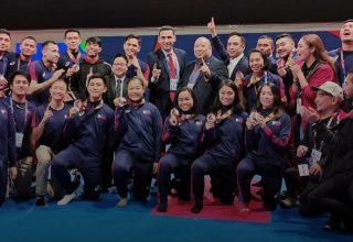 Okay Arpa, Sıfırdan Aldığı Filipinler Karate Milli Takımı'nı Ucurdu!
