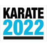 """Sensei Levent Aydemir, """"Karate ailesinin bir ferdi olarak 2022 Gençlik Olimpiyatları'nda yarışacak olduğumuzdan dolayı çok mutluyum."""""""