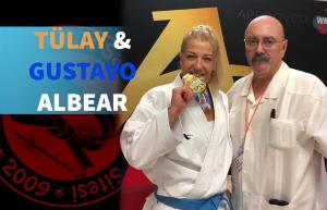 """Tülay ALBEAR: """"Türk Karate'si Çok Kaliteli ve Dünya Karate'si İçerisinde Çok Önemli Bir Yere Sahip."""""""