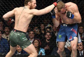 UFC 246'da Conor McGregor, 'Cowboy' Lakaplı Cerrone'yi 40 Saniyede Nakavt Etti