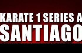 Şili'nin başkenti Santiago'da Karate 1 A Serisi'ne İyi Başlangıç