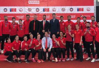 Rota, Olimpiyat! Karate 1 A Serisi'nde Kota-Puan Mücadelesi, 4 Altın, 3 Gümüş ve 5 Bronz…