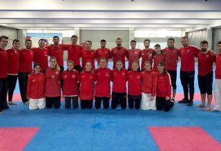 Karate 1 A Serisi'nin Şili etabı Tokyo 2020 Olimpiyat Oyunları'na kota puanı verecek