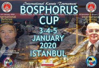 Uluslararası Boğaziçi Karate Turnuvası İstanbul'da WOW HOTEL Devam Ediyor…