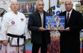 Murat Botanlıoğlu'na 2019 Yılı Martial Arts Oscar Ödülü