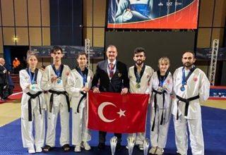 Dünya Taekwondo Federasyonu (WT) Başkanı Dr. Chungwon Choue'den Türkiye'ye kutlama ve teşekkür mektubu