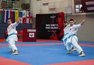 Karate 1 Premier Lig'in Salzburg Etabı Start Aldı