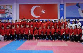 Ümit, Genç ve 21 Yaş Altı Avrupa Karate Şampiyonası'nda İlk Gün 6 Madalya