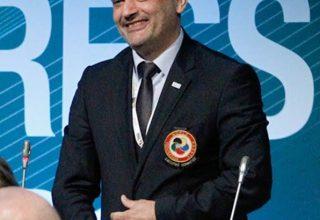 """Başkan Esat Delihasan, """"Olimpiyat Oyunları'nın ilk aşamasını başarıyla noktalamanın gururunu yaşıyoruz."""""""