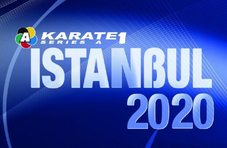 Karate 1 A Serisi'nin İstanbul Etabıda İptal Edildi