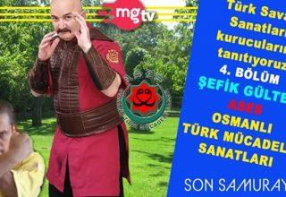 """Şefik Gülten MGTV'ye konuştu: """"Türk Savaş Sanatları Birliği olması gereken bir konu…"""""""