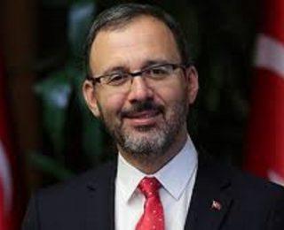 """Bakan Muharrem Kasapoğlu: """"Federasyon Seçimleri İçin Hukukçular Çalışıyor…"""""""
