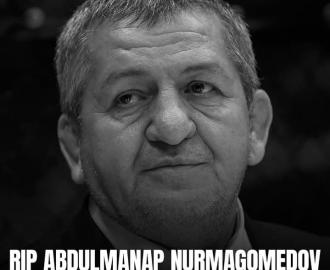 Khabib Nurmagomedov'un Babası Abdülmanap Nurmagomedov, Yaşam Mücadelesini Kaybetti